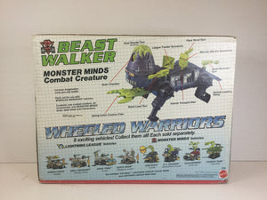 WHEELED WARRIORS Beast Walker