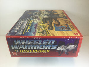 WHEELED WARRIORS Trail-Blazer