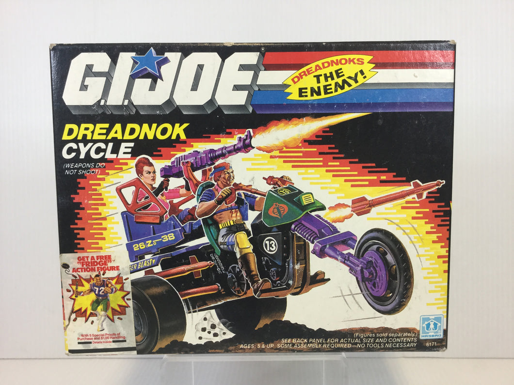 Dreadnok Cycle