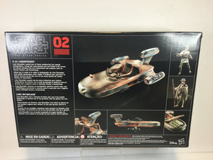 Luke Skywalker's X-34 Landspeeder