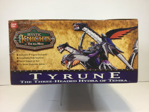 Tyrune the Three-Headed Hydra of Temra