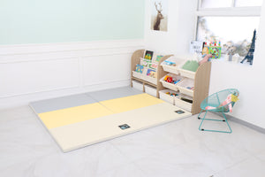 Snow Palette Cutie Playmat - Yellow Combi
