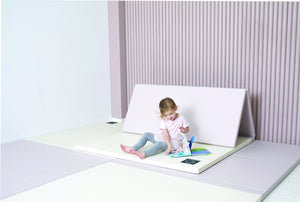Snow Palette Free Playmat - Cream Lavender