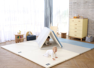 Snow Palette Free Playmat - Royal Blue