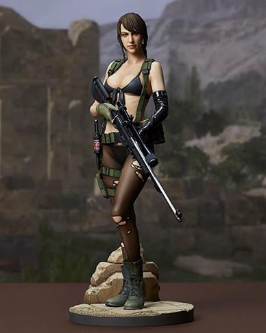 Metal Gear Solid V -  Phantom Pain Quiet 1/6 Statue