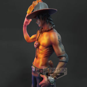 One Piece Sculture - Portgas. D. Ace