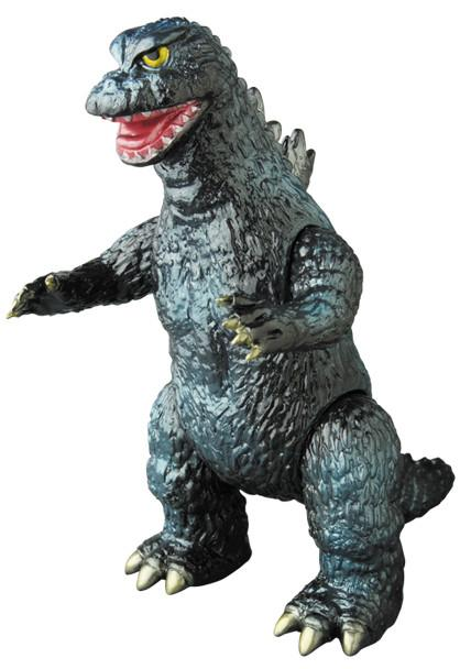 Godzilla Vinyl Wars EX - Godzilla Invasion of Monster Ver.