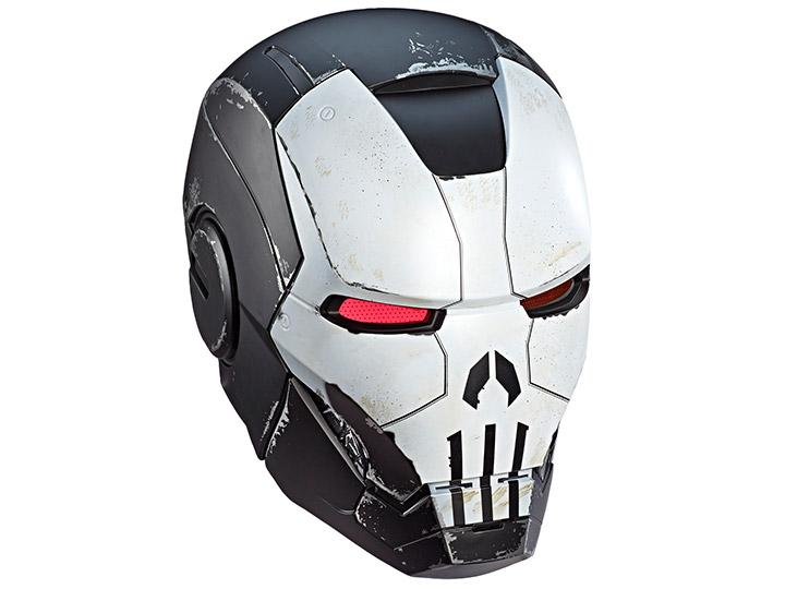 Marvel Legends The Punisher 1:1 Wearable Electronic Helmet