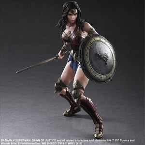 Batman VS Superman - Wonder Woman Dawn of Justice Play Arts Kai