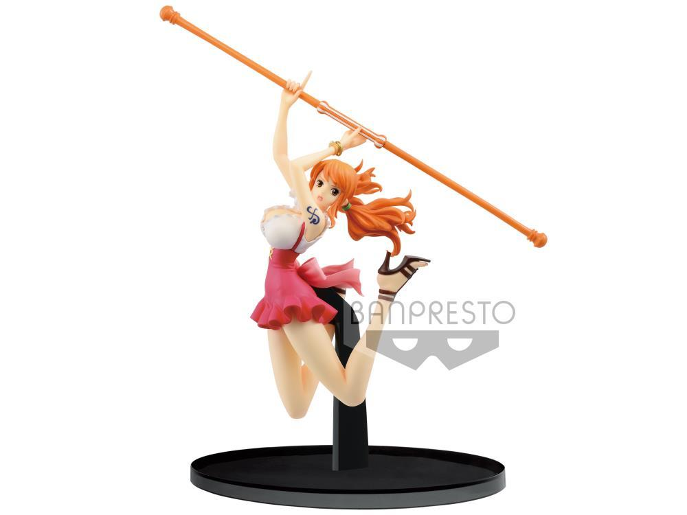 One Piece BWFC 2 Vol.3 Nami Figure