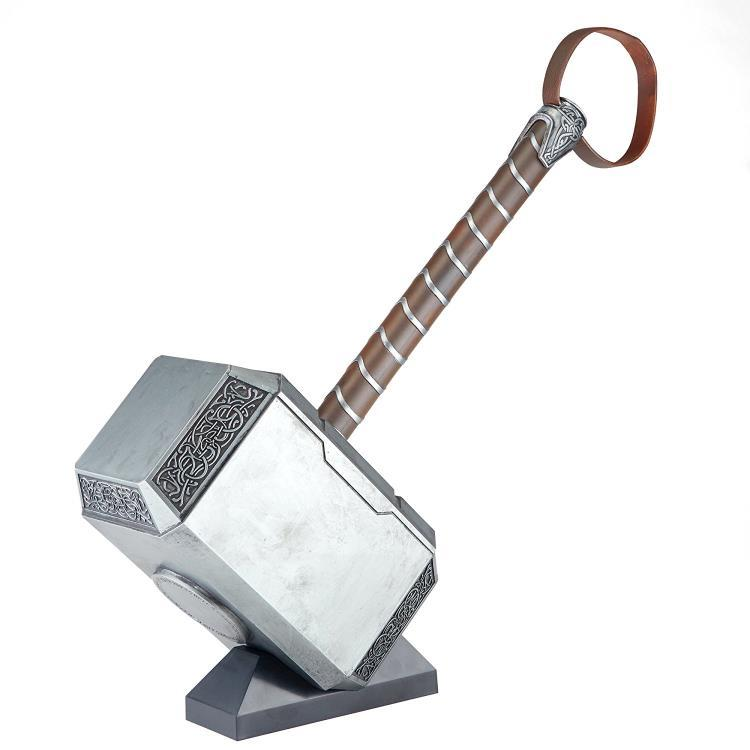Marvel Legends Avengers Gear Thor Mjolnir Electronic Hammer