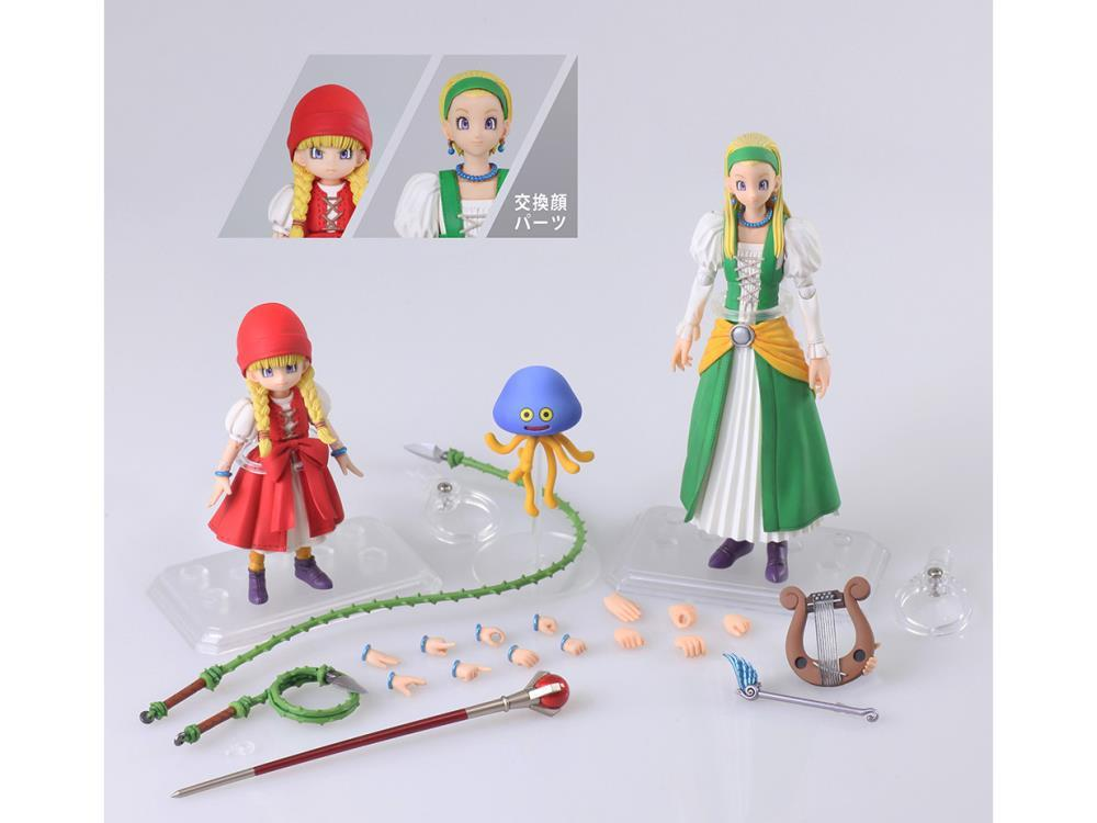 Dragon Quest XI Echoes of an Elusive Age Bring Arts - Veronica & Serena Two-Pack