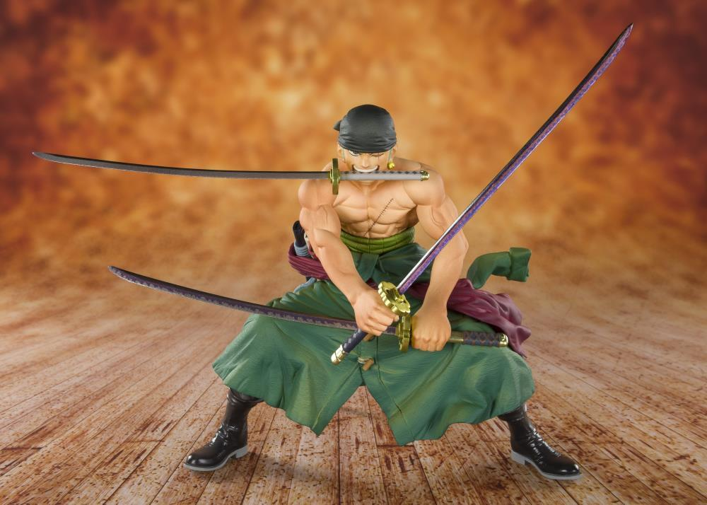 Figuarts ZERO Pirate Hunter Zoro