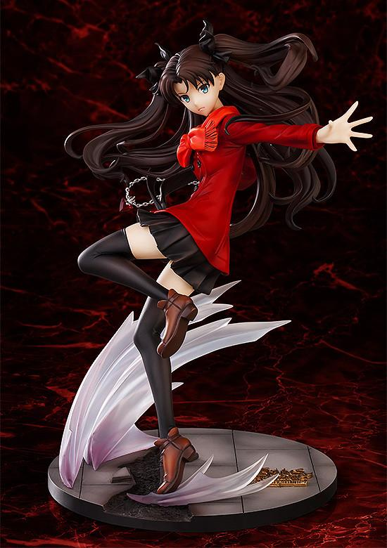 Fate/Stay Night Unlimited Blade Works - Rin Tohsaka 1/7 PVC Figure