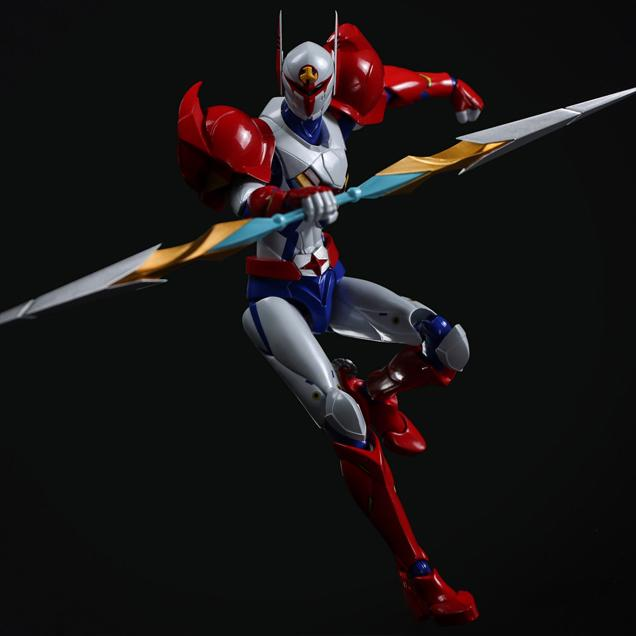 Infini-T Force Tekkaman Fighting Gear Ver.