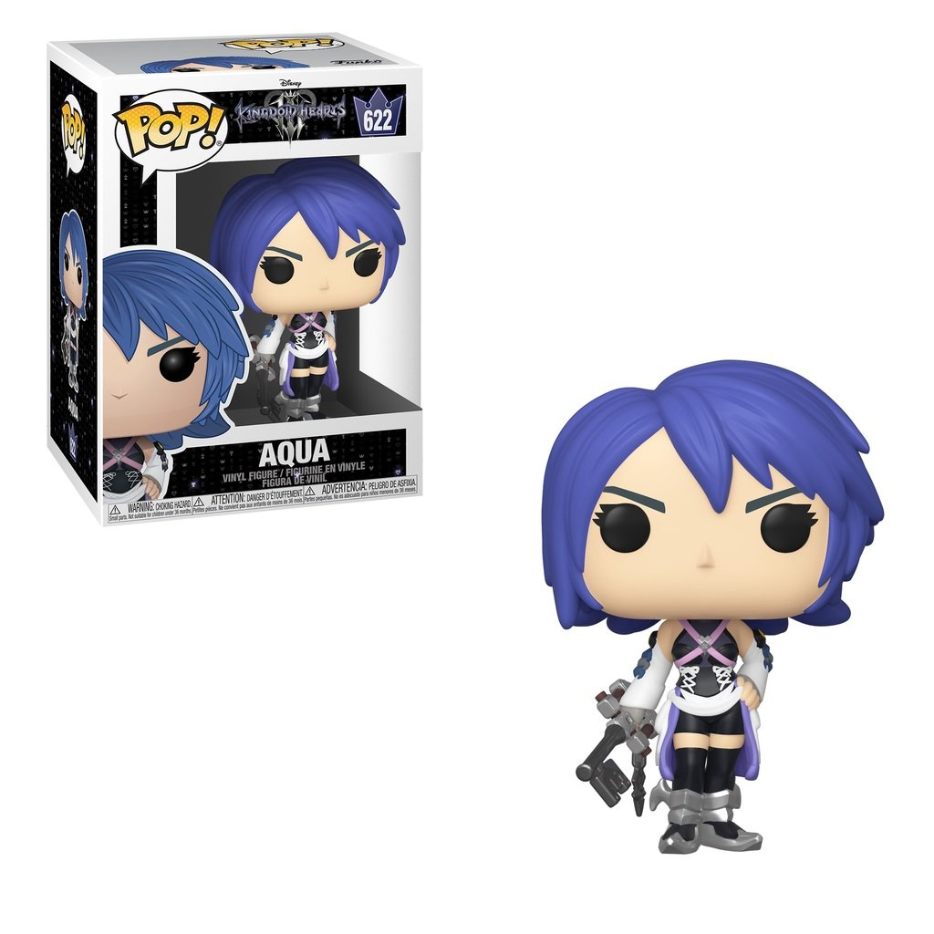 622 Kingdom Hearts - Aqua