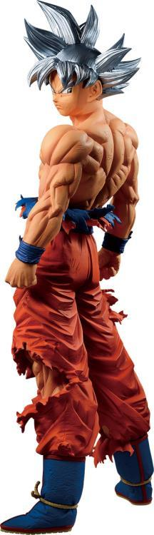Dragon Ball Super: Ichibansho - Goku Ultra Instinct (Extreme Saiyan) Figure