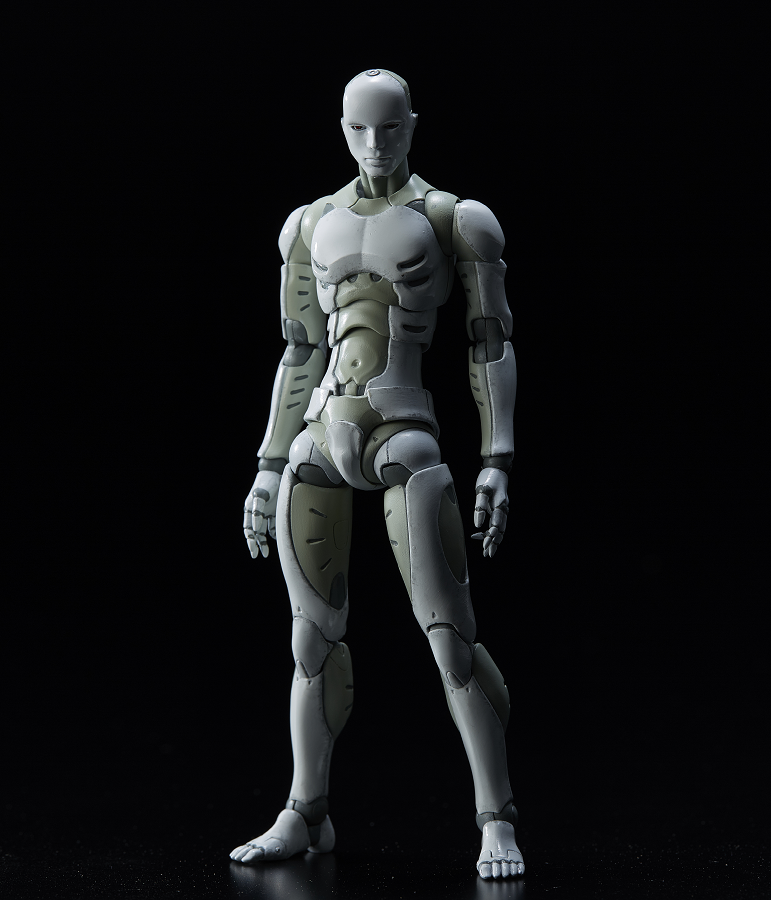 TOA Heavy Industries -  Synthetic Human 1/12 Figure (3rd Production Run Ver.)