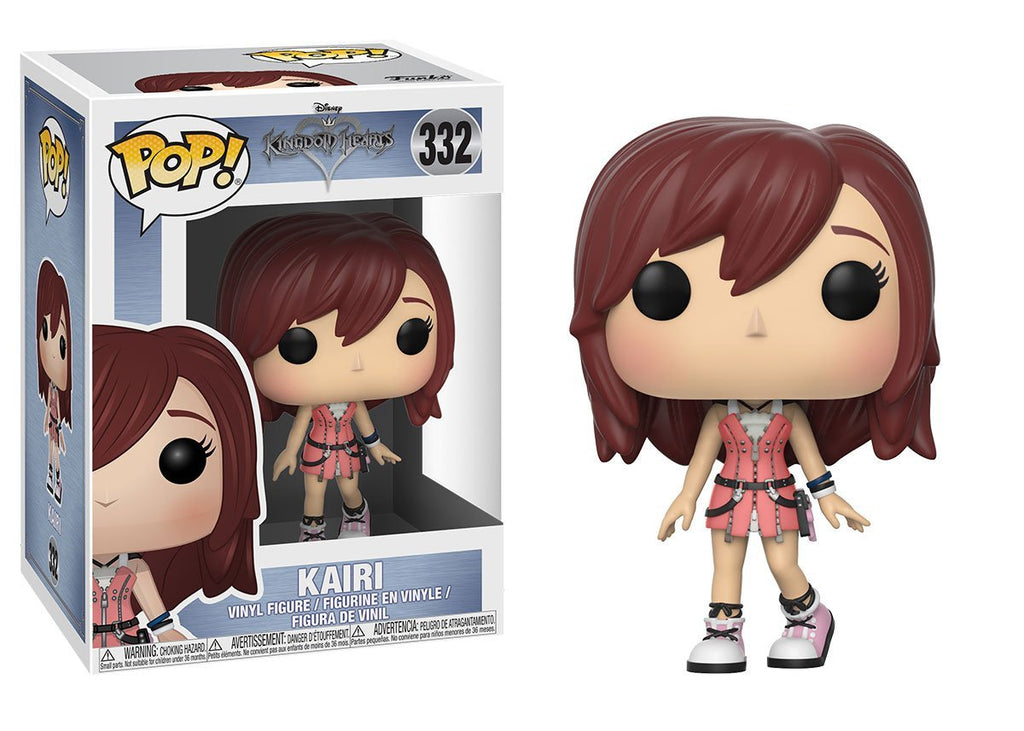 332 Kingdom Hearts - Kairi
