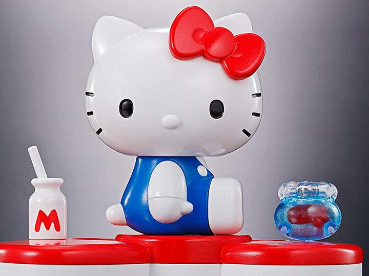 Chogokin - Diecast Hello Kitty (45th Anniversary)