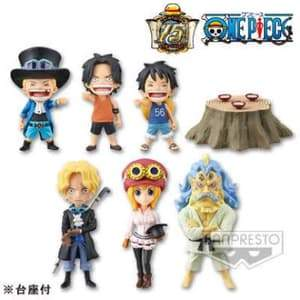 One Piece WCF -  History of Sabo