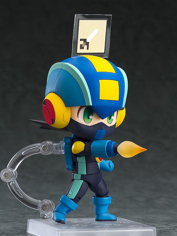 716 Mega Man - MegaMan.EXE: Super Movable Edition