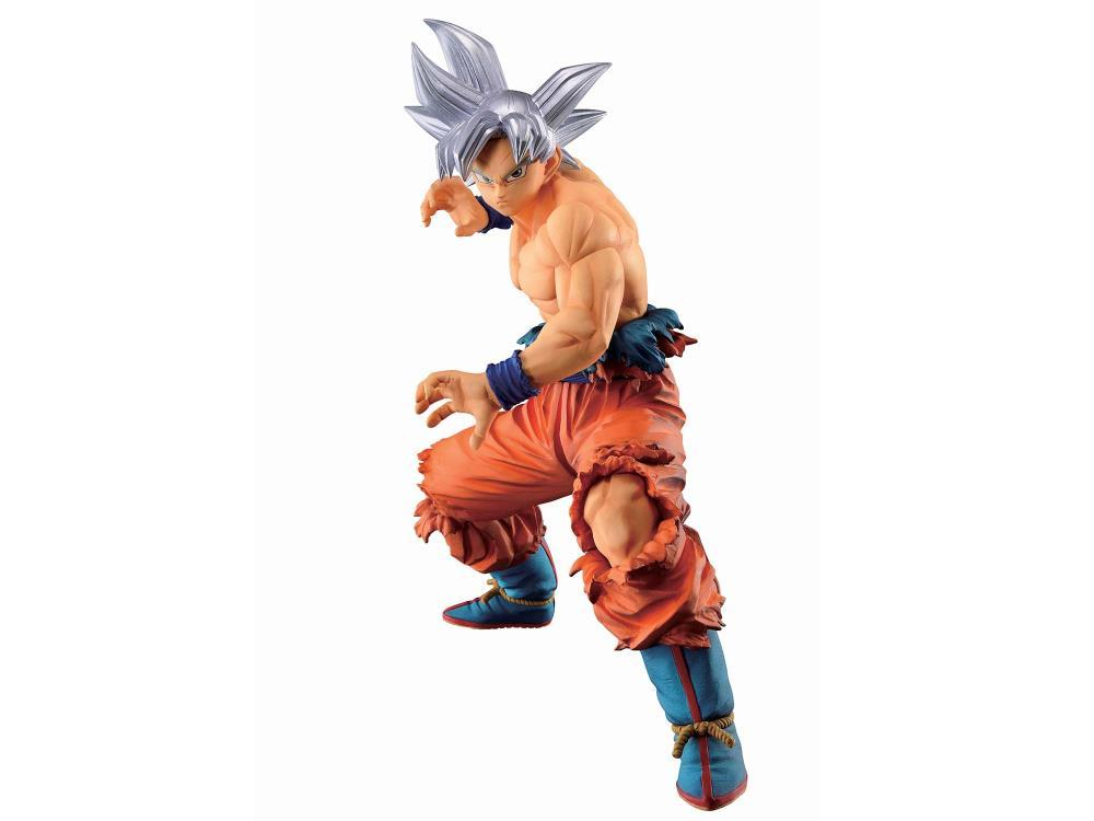 Dragon Ball Super Ichibansho - Ultra Instinct Goku (Ultimate Version) Figure