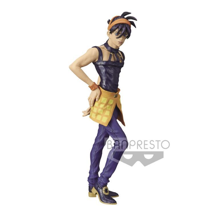 JoJo's Bizarre Adventure Golden Wind: Narancia Ghirga Figure