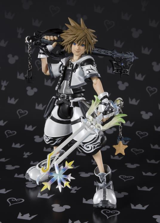 S.H. Figuarts - Kingdom Hearts II - Sora (Final Form)