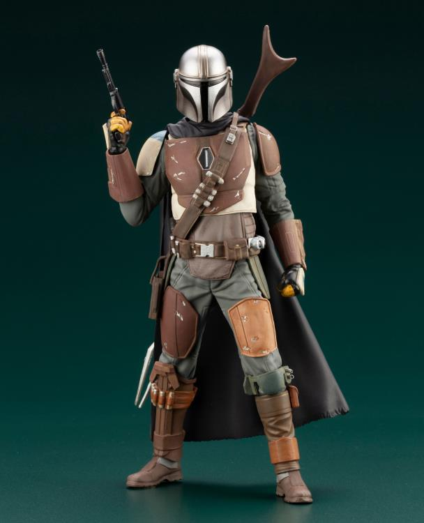"Star Wars - Mandalorian ""The Mandalorian"" ARTFX+"