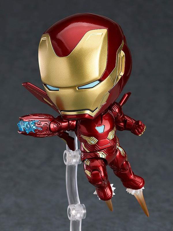 988 Avengers Infinity War: Iron Man Mark 50