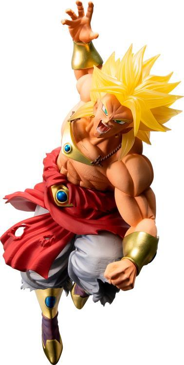 Dragon Ball Z Ichiban Kuji - Second Coming Super Saiyan Broly Figure