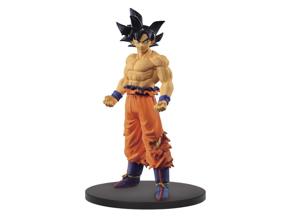 Dragon Ball Super Creator X Creator - Ultra Instinct Sign Goku Figure