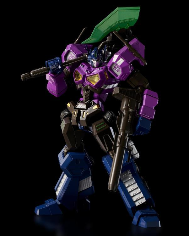 Transformers - Shattered Glass Optimus Prime (Attack Mode) Furai Model Kit