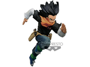 Dragonball Z BWFC 2 Vol.3 Android 17 Figure