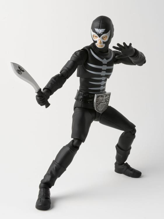 S.H. Figuarts - Shocker Combatman (Bone)