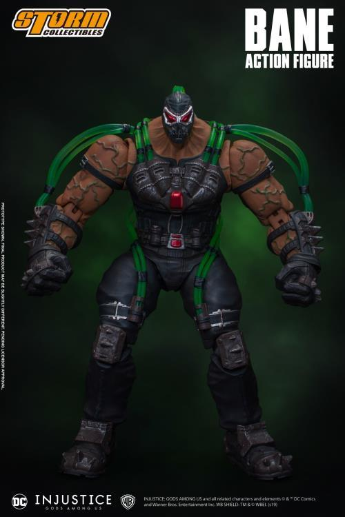 Injustice: Gods Among Us: Bane 1/12 Scale Figure