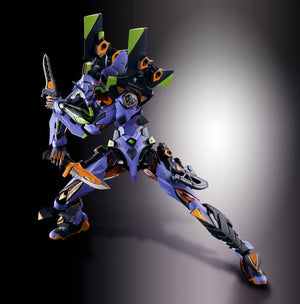 Metal Build - Neon Genesis Evangelion - EVA-01 Test Type