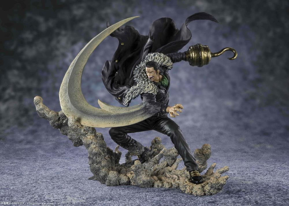 "Figuarts ZERO Extra Battle Sir Crocodile ""Paramount War"""