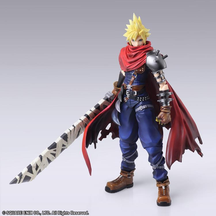 Final Fantasy Bring Arts - Cloud Strife (Another Form Variant)