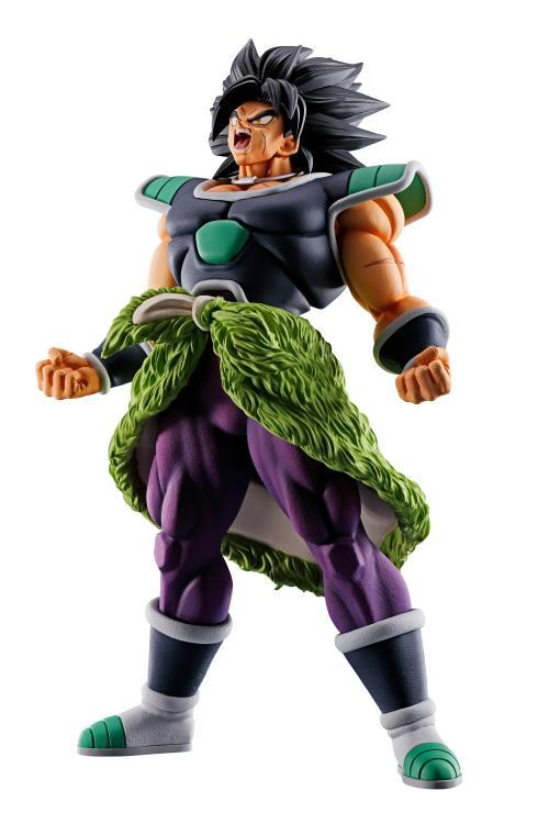 Dragon Ball Super Ichibansho - Broly (History of Rivals) Figure