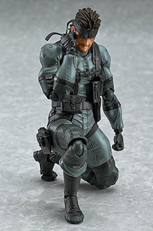 243 Metal Gear Solid 2 Sons of Liberty: Solid Snake