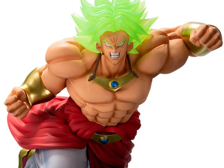 Dragon Ball Z Ichiban Kuji - Super Saiyan Broly Figure