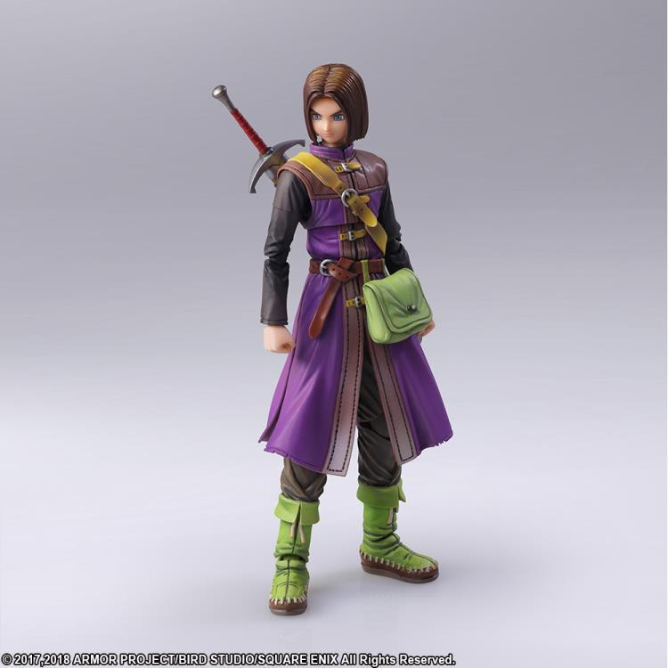 Dragon Quest XI Echoes of an Elusive Age Bring Arts - Luminary
