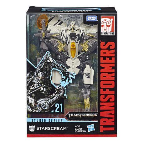 Transformers Studio Series 21 - Starscream