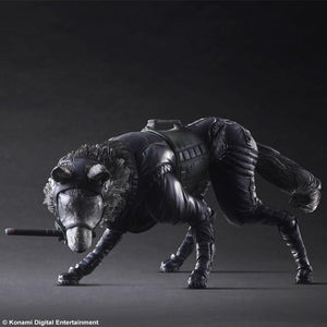 Metal Gear Solid V: The Phantom Pain - Play Arts Kai - D-Dog