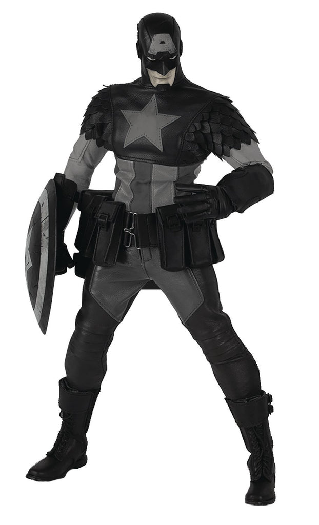 3A X Marvel Captain America Night Mission Ver. 1/6 Figure