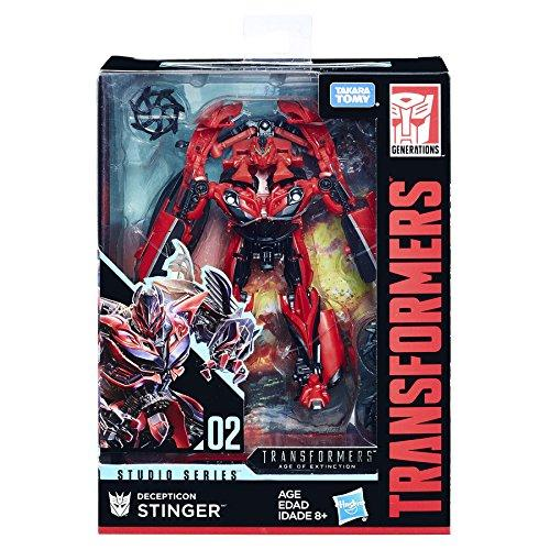 Transformers Studio Series 02 - Stinger