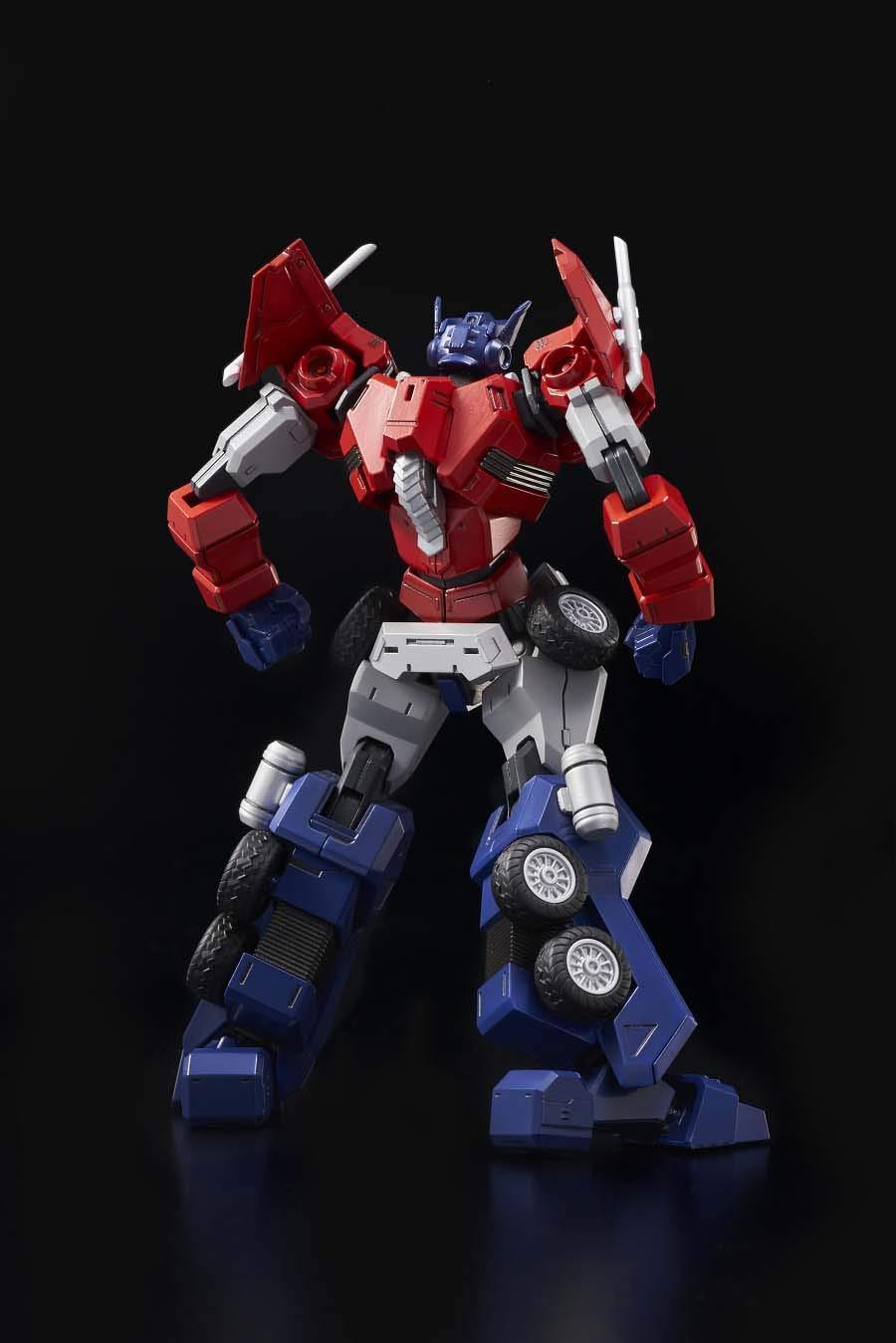 Transformers - Optimus Prime (Attack Mode) Furai Model Kit