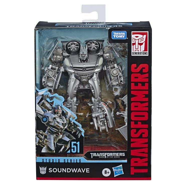 Transformers Studio Series 51 - Soundwave
